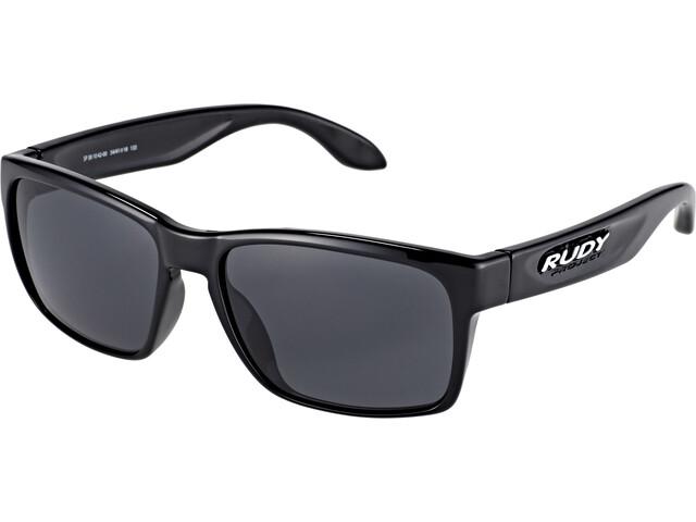 Rudy Project Spinhawk Slim Cykelbriller sort (2019)   Briller